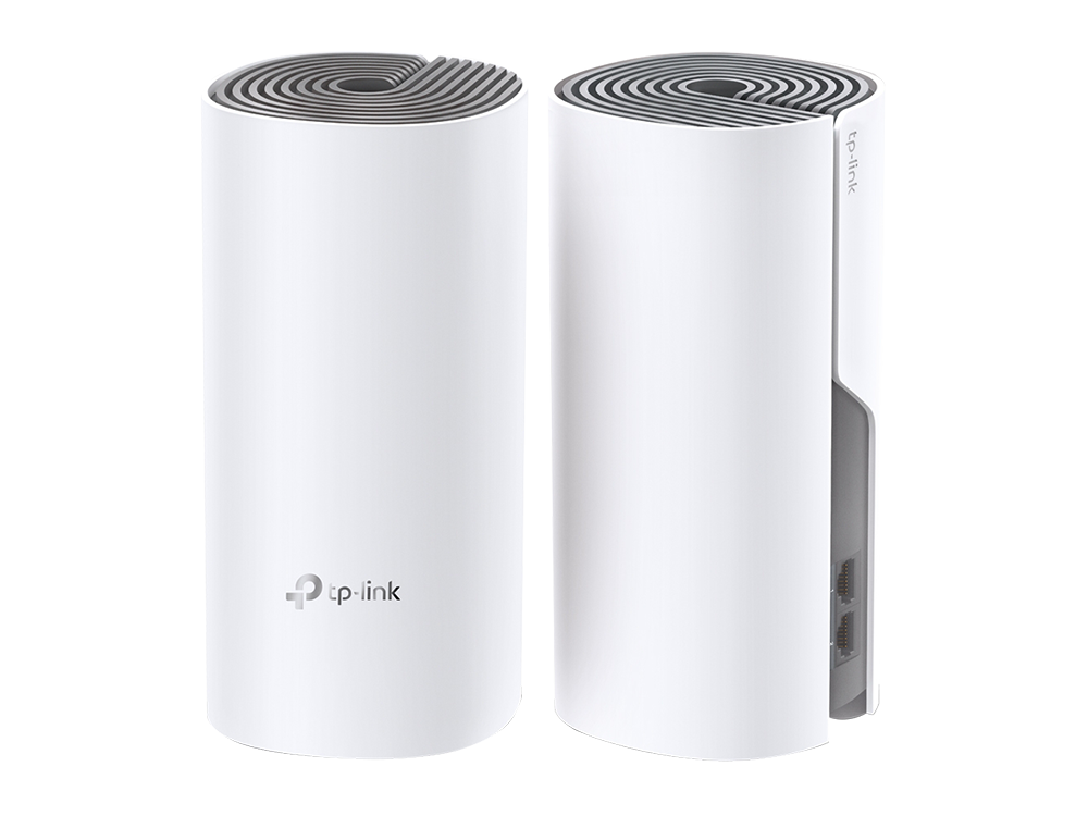 TP-Link Deco E4 AC1200 Tüm Evi Kapsayan Mesh 2'li WiFi Sistemi