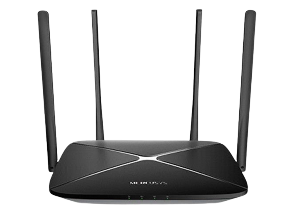 TP-Link Mercusys AC12G 1200 Mbps Dual Band Gigabit Router