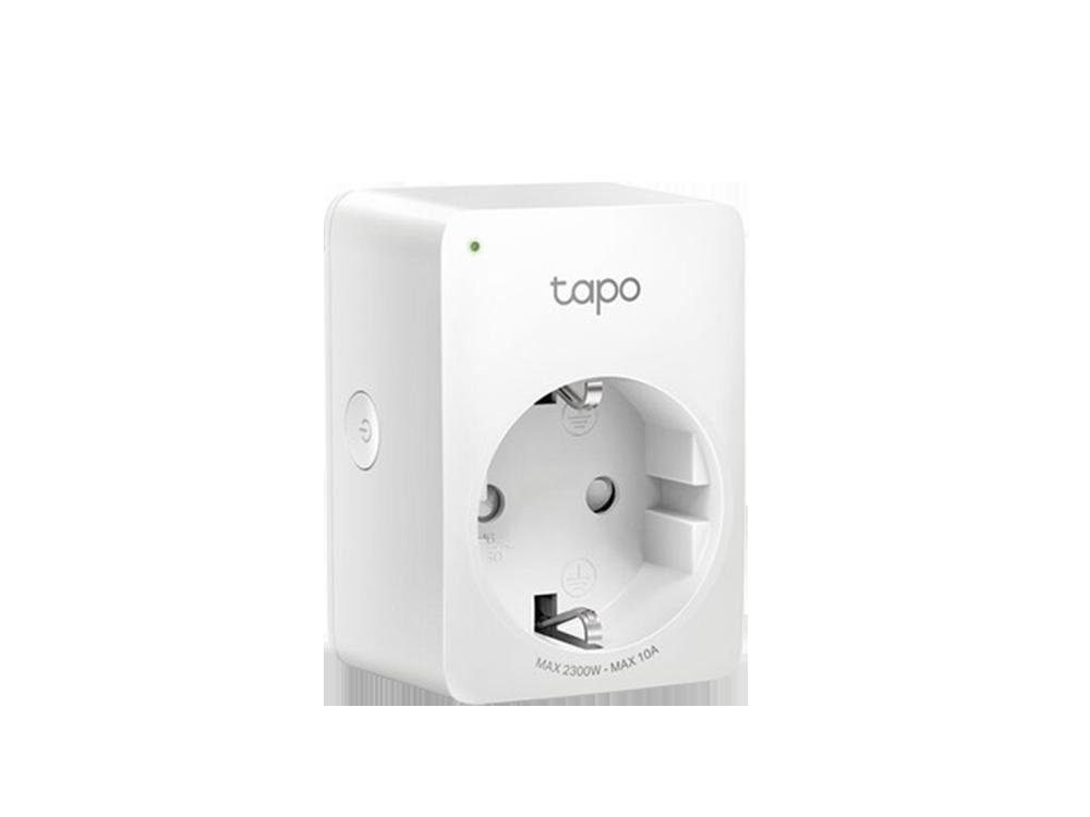 TP-Link Tapo P100 Mini Wi-Fi 4`lü Akıllı Priz