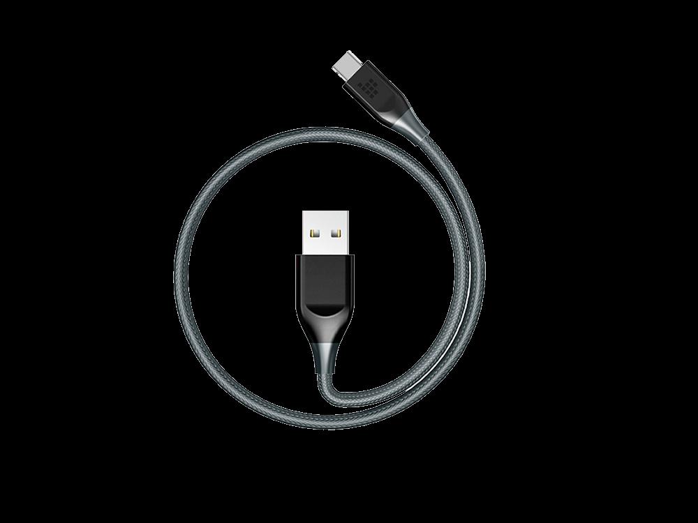 Tronsmart ATC6 Örgülü USB Type-C Şarj ve Data Kablosu