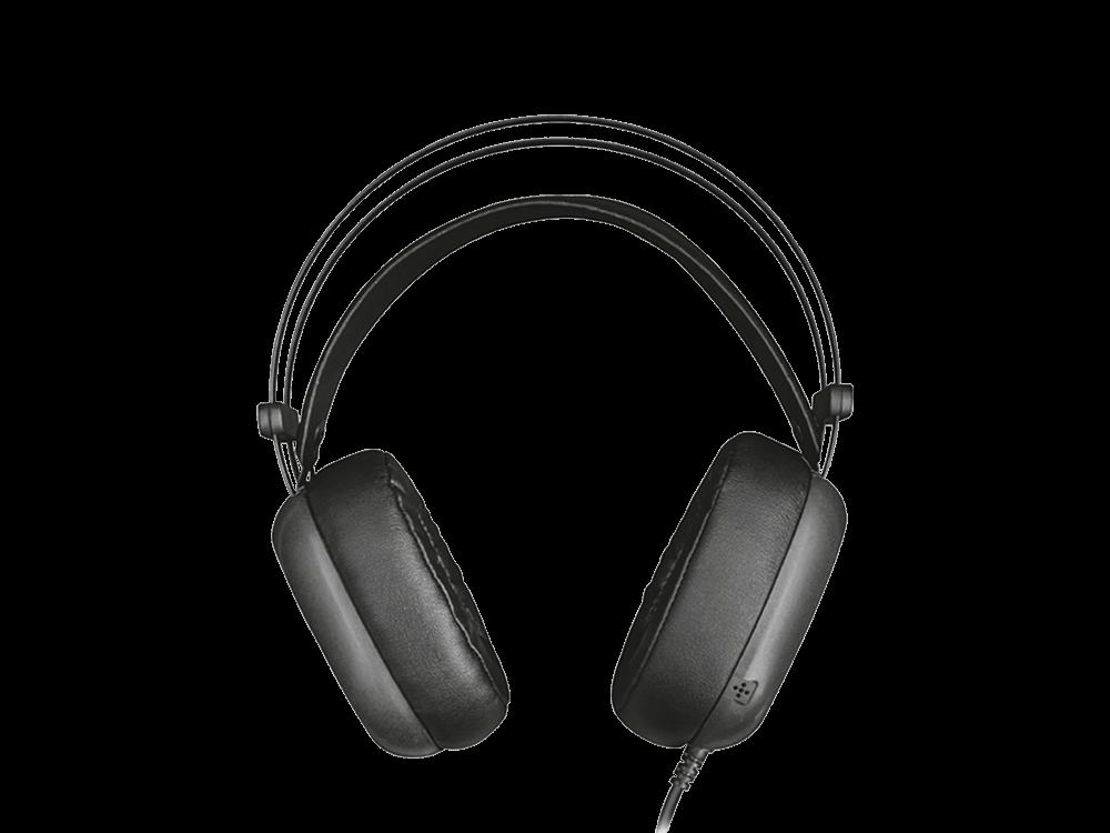 Trust 22447 LUMEN Led Aydınlatmalı Kulak Üstü Kulaklık