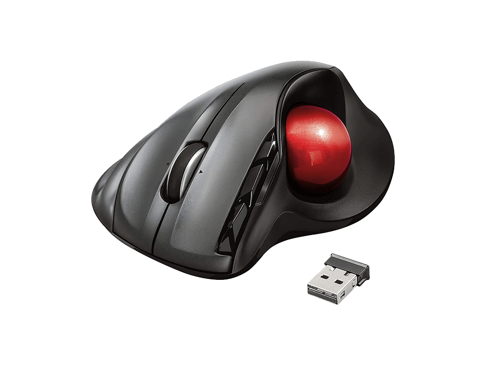 Trust 23121 Sferia Kablosuz Trackball Mouse