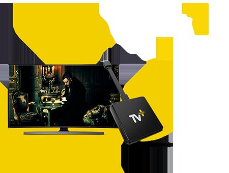 TV+ Ready