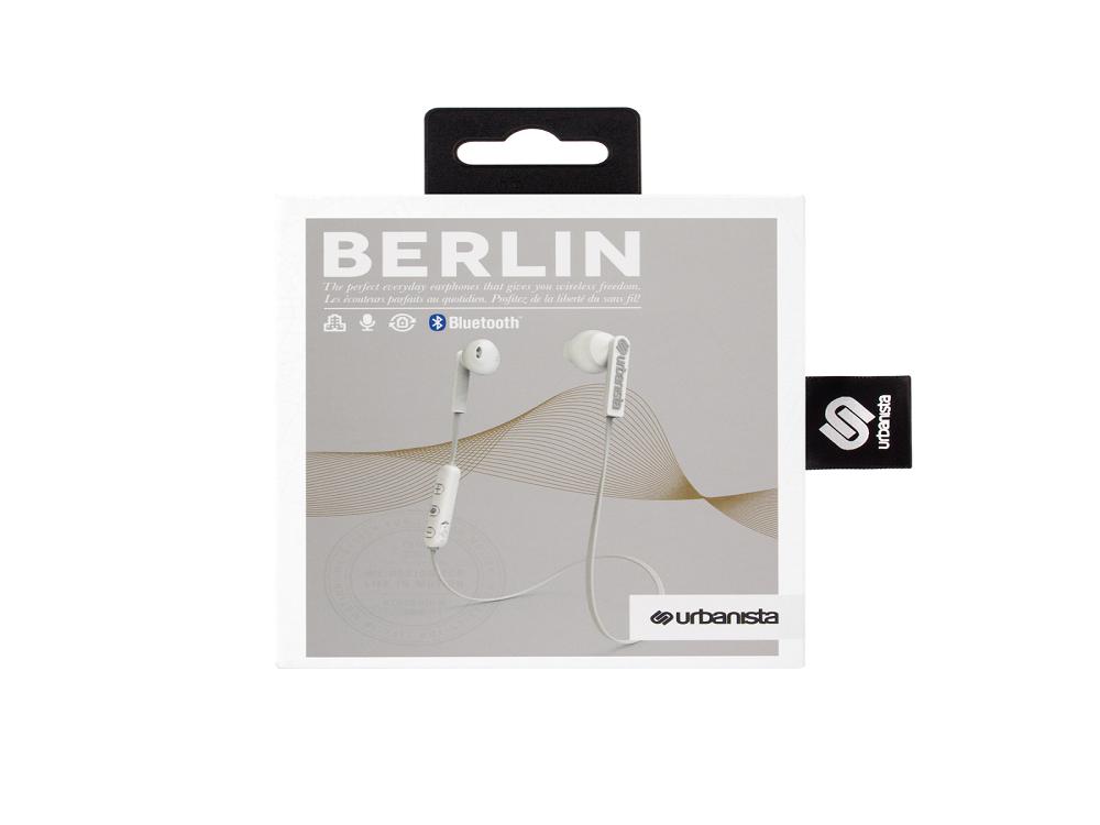 Urbanista Berlin Kablosuz Bluetooth Kulak İçi Kulaklık