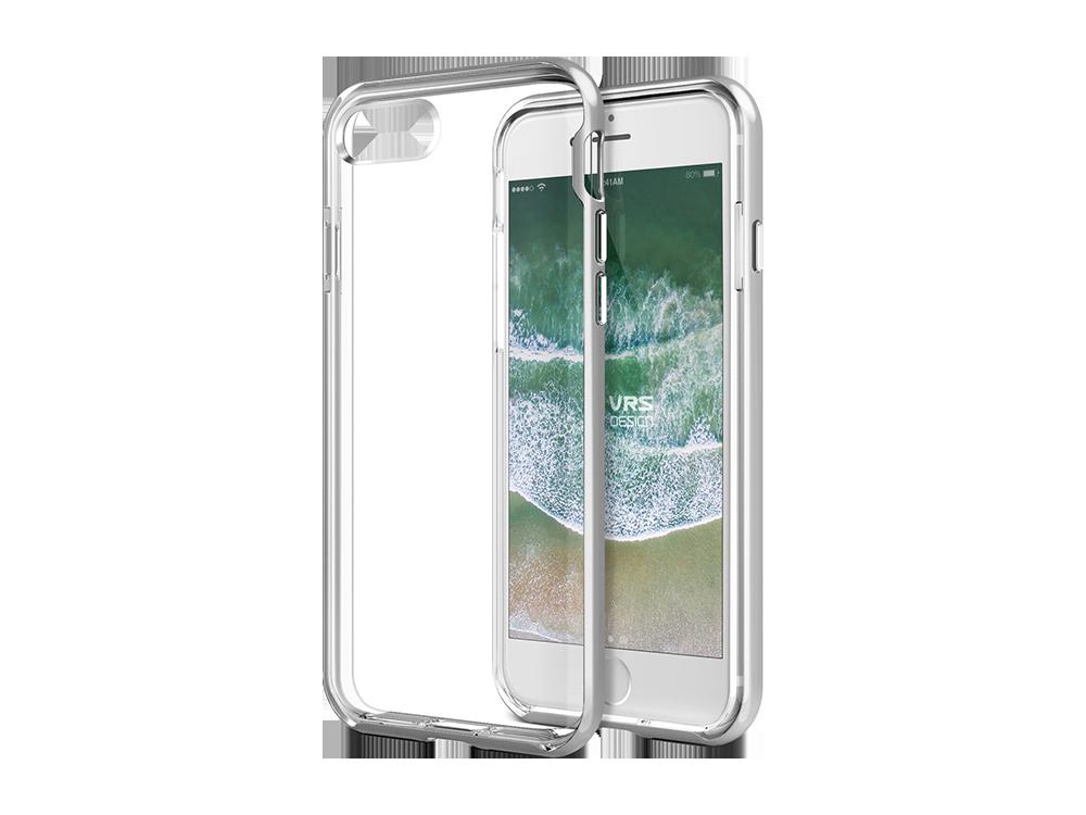 Verus iPhone 7/8 Yeni Crystal Bumper Koruyucu Kılıf