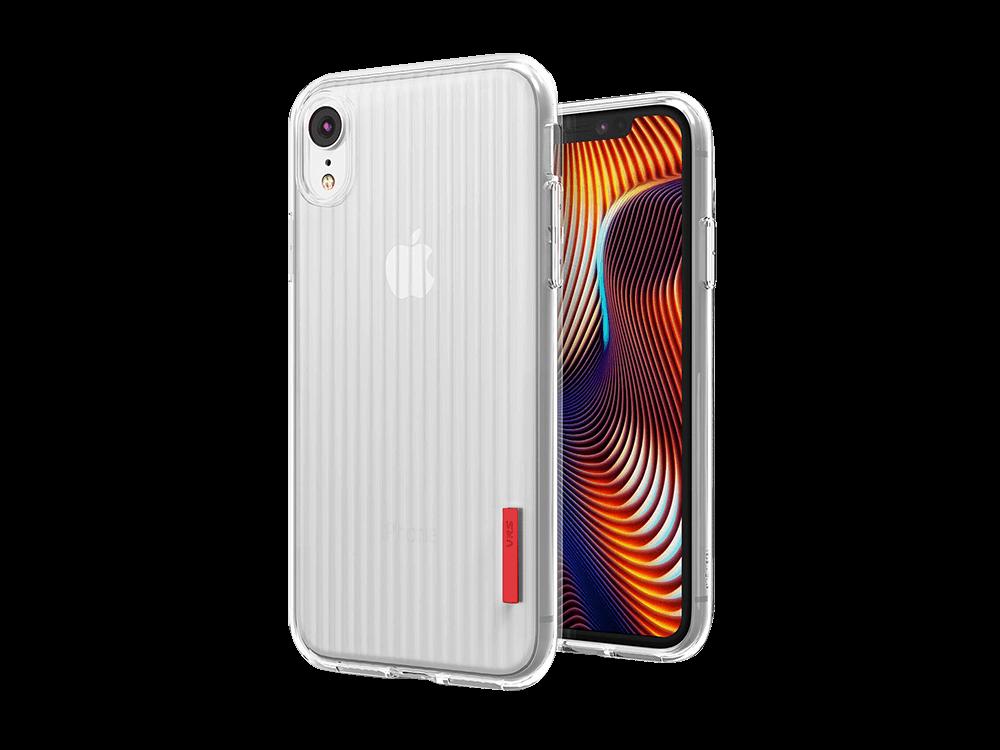 Verus iPhone XR Crystal Fit Label Kılıf