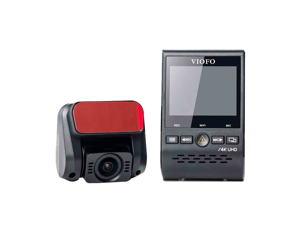 Viofo A129 Pro Duo 4K Gpsli Akıllı Araç Kamerası