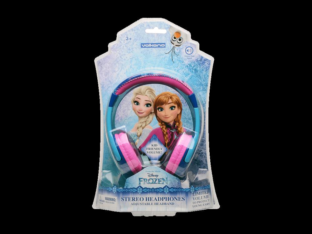 Volkano Disney Frozen Kulak Üstü Çocuk Kulaklığı