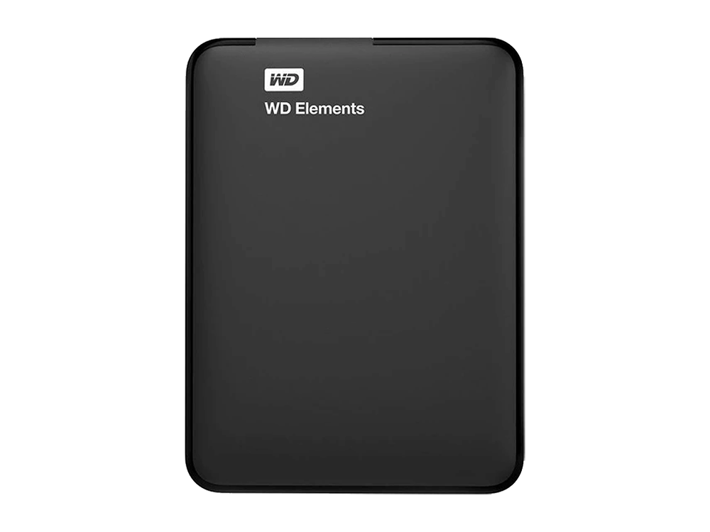 WD Elements 1 TB Taşınabilir Disk WDBUZG0010BBK-WESN