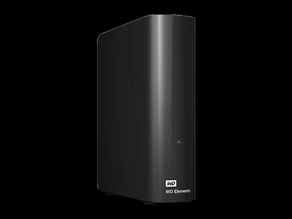 WD Elements Masaüstü Harici Hard Disk 6 TB WDBWLG0060HBK-EESN