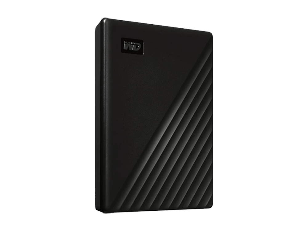 WD My Passport 2 TB Taşınabilir Harici Hard Disk WDBYVG0020BBK-WESN