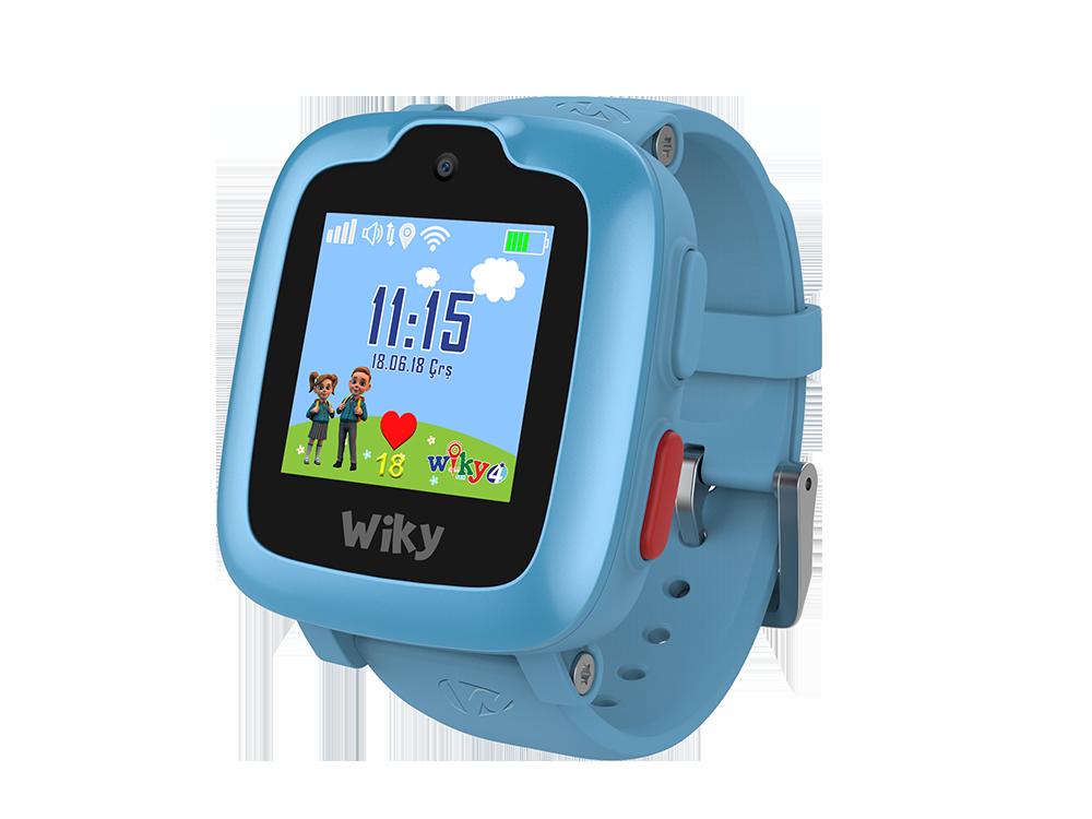 Wiky 4 Akıllı Çocuk Saati