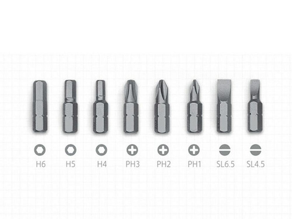 Xiaomi Wiha 8 in 1 Tornavida Tamir Seti