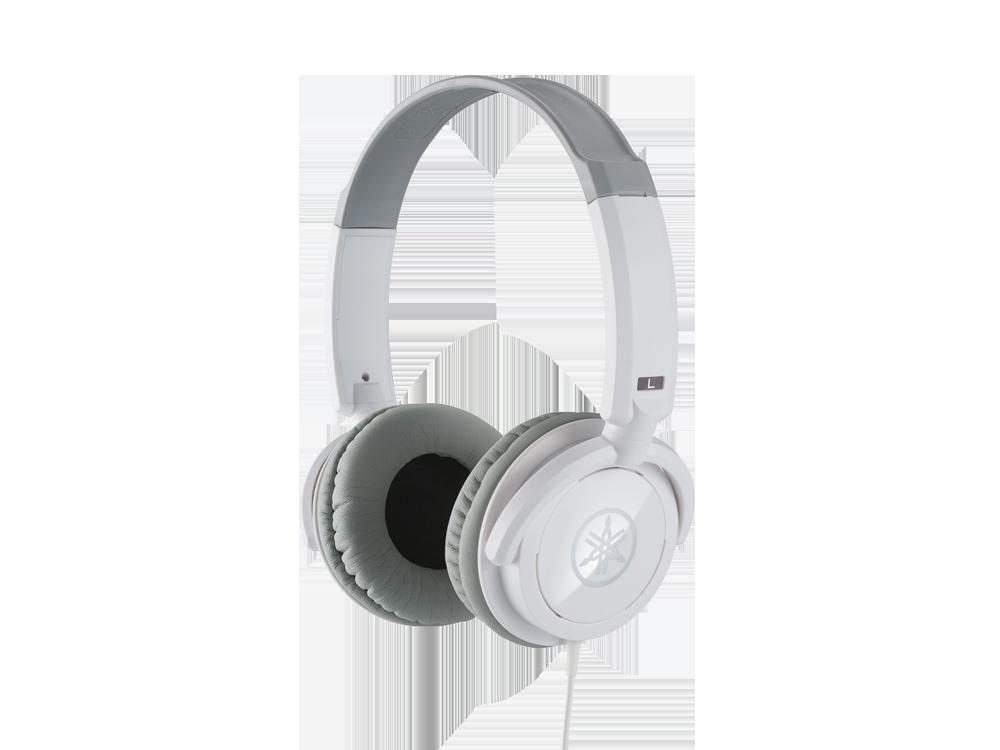 Yamaha HPH-100 Wh Kafabantlı Kulak Üstü Kulaklık