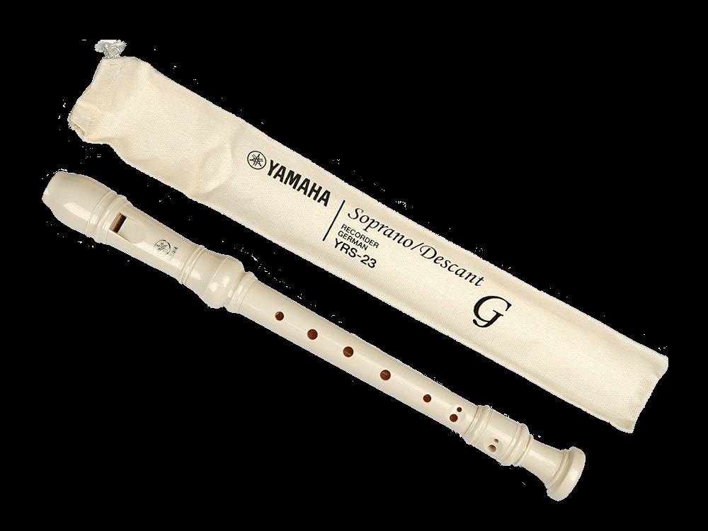 Yamaha YRS23 Kılıflı Blok Flüt