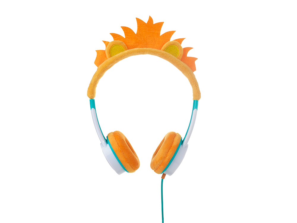 Zagg Little Rockerz Aslan Kostümlü Çocuk Kulaklığı