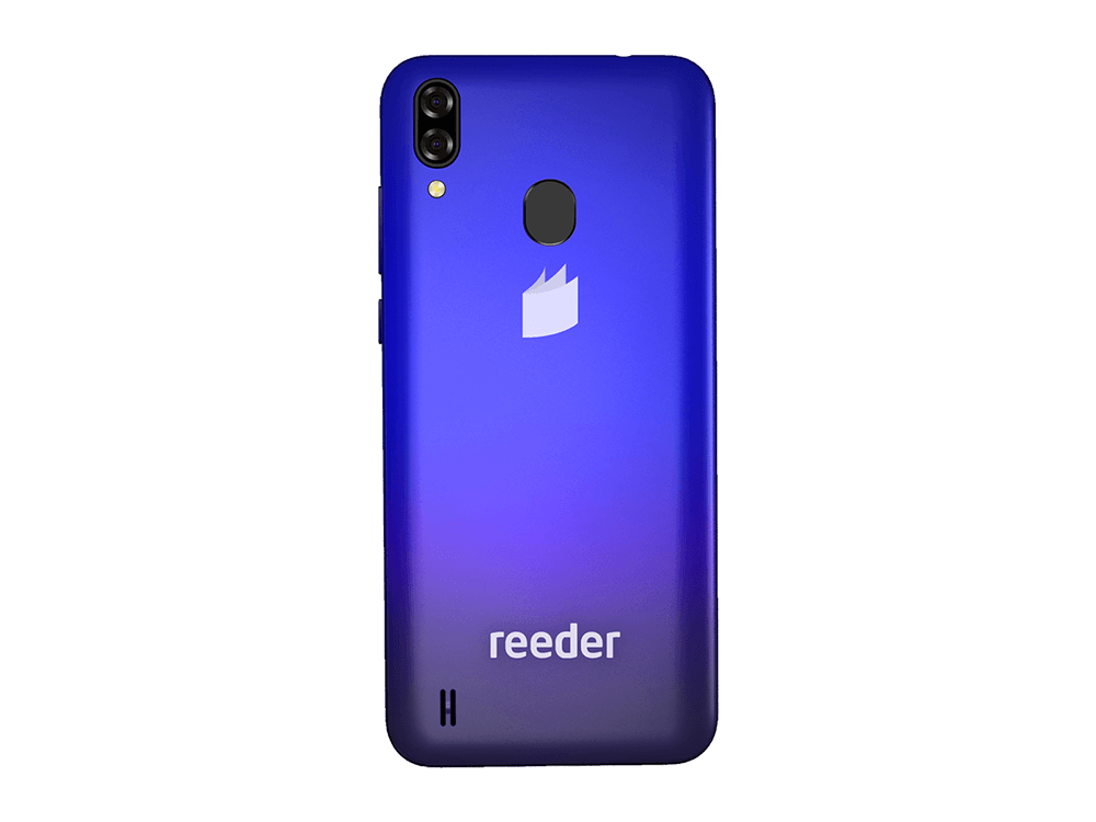 Reeder P13 Blue Plus