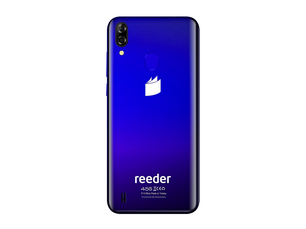Reeder P13 Blue