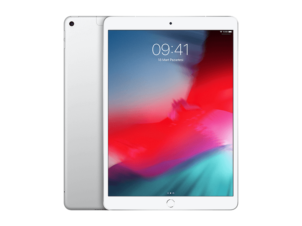10.5 inç iPad Air Wi-Fi + Cellular 64 GB 2019