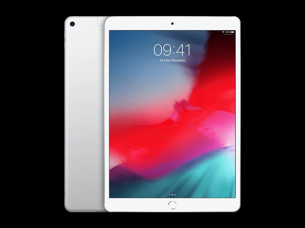 10.5 inç iPad Air Wi-Fi + Cellular 64 GB 2019