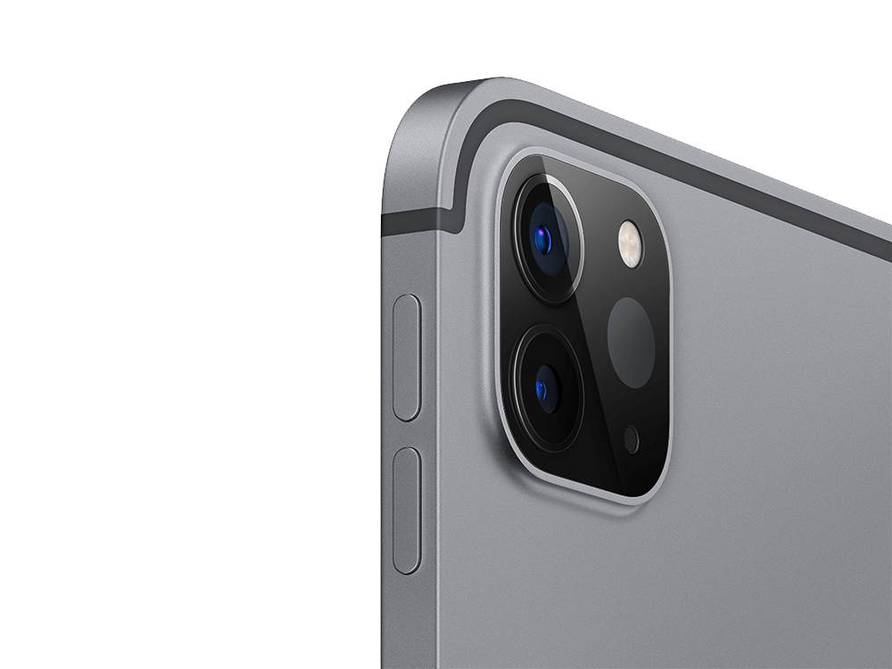 iPad Pro 11 inç 1 TB Wi-Fi + Cellular 2020 Gümüş MXE92TU/A - Uzay Gri MXE82TU/A