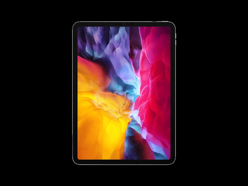 iPad Pro 11 inç 128 GB Wi-Fi + Cellular 2020 Gümüş MY2W2TU/A - Uzay Gri MY2V2TU/A