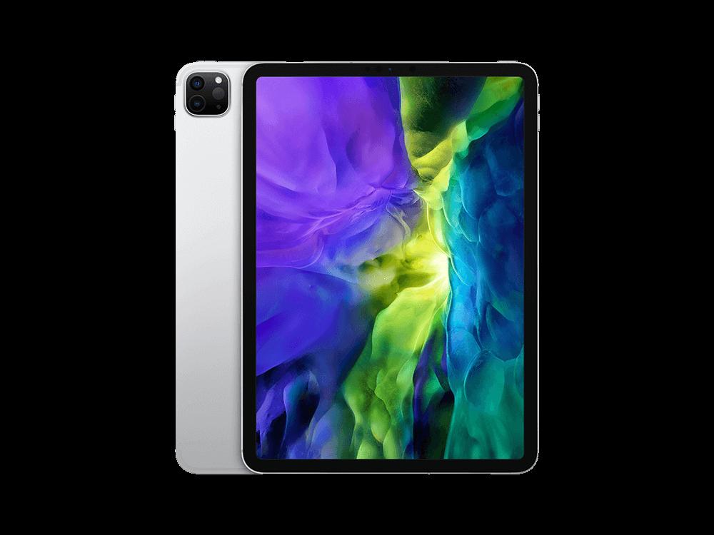 iPad Pro 11 inç 512 GB Wi-Fi + Cellular 2020 Gümüş MXE72TU/A - Uzay Gri MXE62TU/A