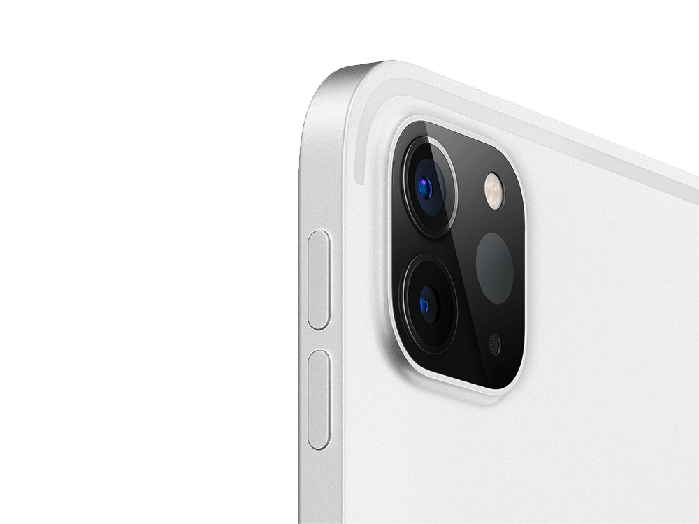 iPad Pro 12.9 inç 128 GB Wi-Fi 2020 Gümüş MY2J2TU/A - Uzay Gri MY2H2TU/A