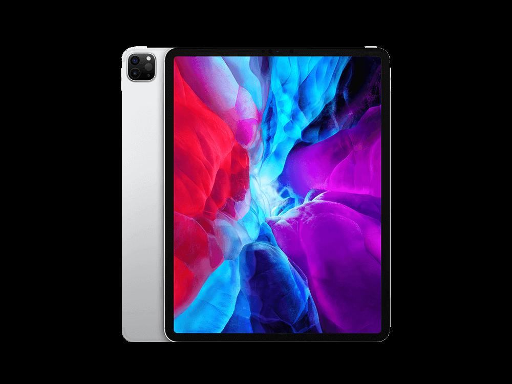 iPad Pro 12.9 inç 128 GB Wi‑Fi + Cellular 2020 Gümüş MY3D2TU/A - Uzay Gri MY3C2TU/A