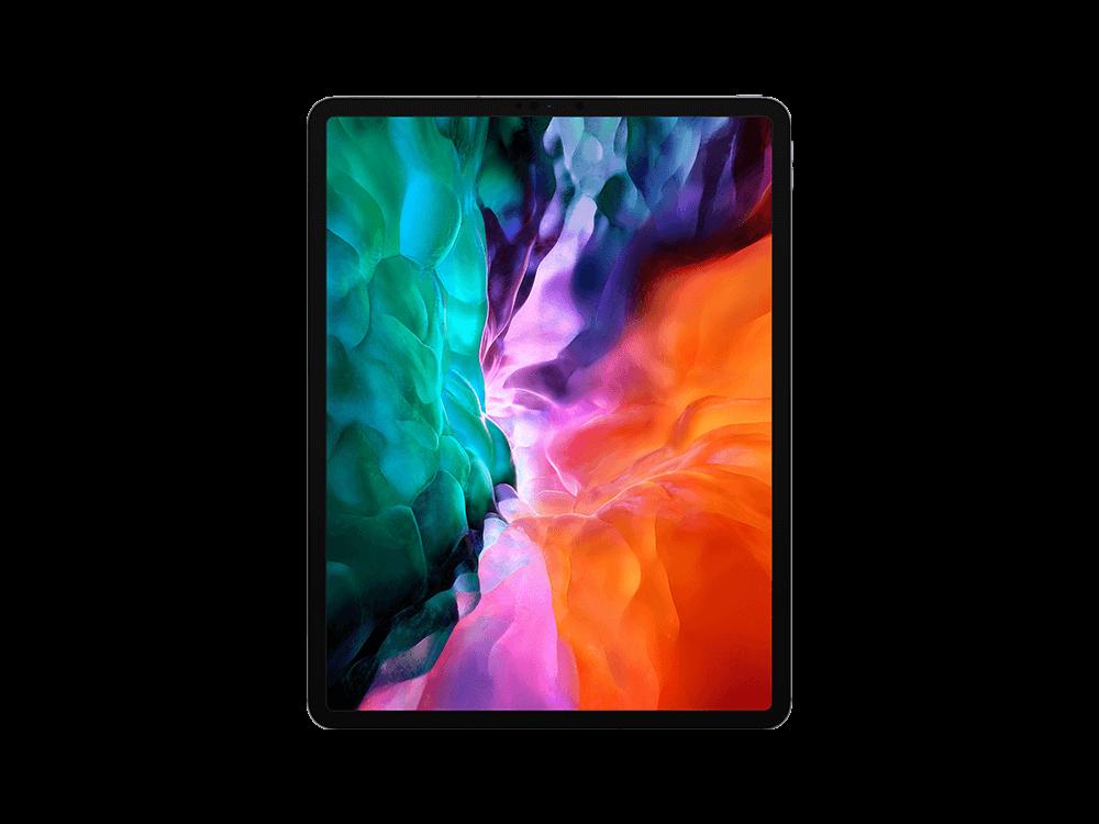 iPad Pro 12.9 inç 256 GB Wi‑Fi + Cellular 2020 Gümüş MXF62TU/A - Uzay Gri MXF52TU/A
