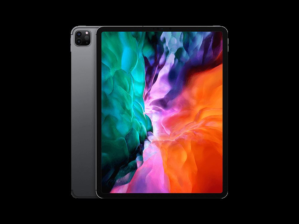 iPad Pro 12.9 inç Wi-Fi + Cellular 1 TB 2020 Gümüş MXFA2TU/A - Uzay Gri MXF92TU/A