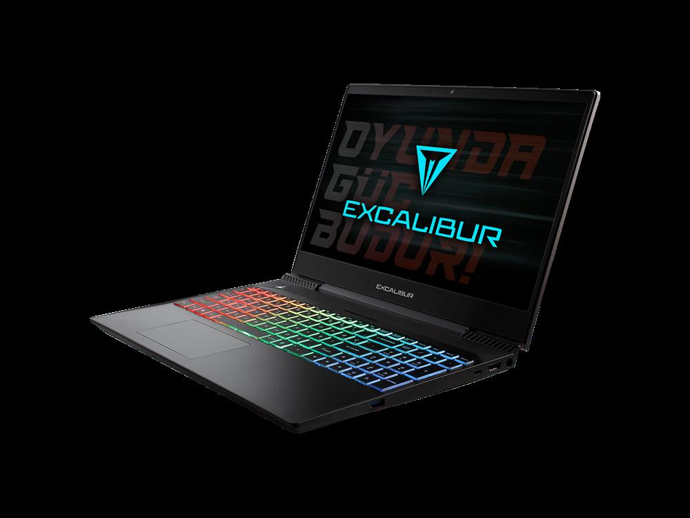 Casper Excalibur G770.1030-8DJ0X Gaming Laptop / 10. Nesil Intel Core i5 10300H/ 240 GB SSD 8 GB RAM / FreeDOS