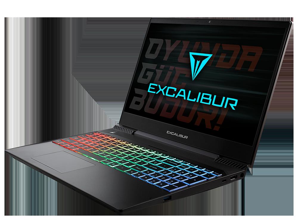 Casper Excalibur G770.1030-8EJ0X Laptop / Intel Core i5 / 8 GB RAM 480 GB SSD / FreeDOS / 15.6 inç