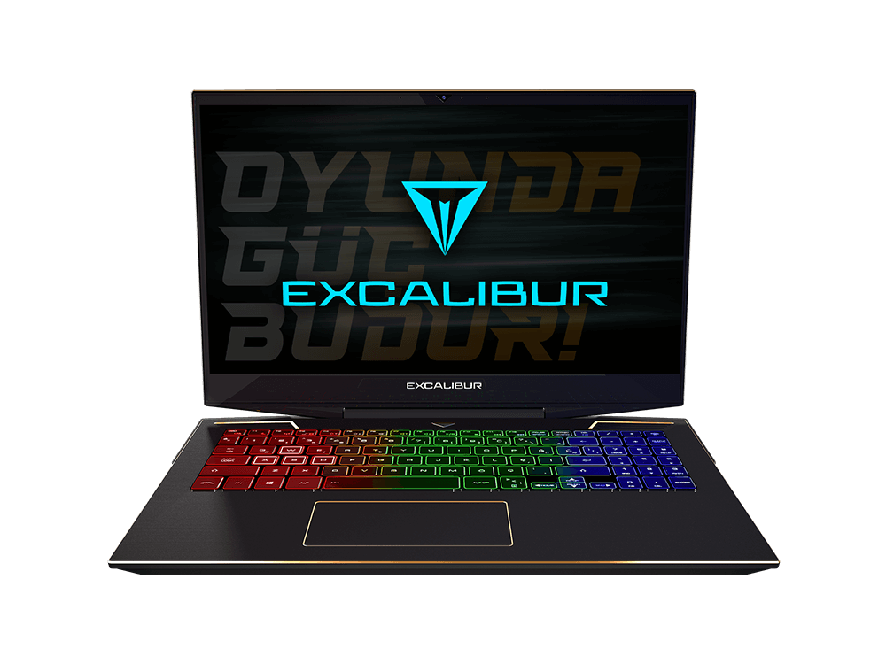 Casper Excalibur G900.1075-8VL0A / Intel Core i7-10750H / 8 GB Ram / 500 GB NVME M2 SSD / Windows 10 Home / 15.6 inç / Nvidia GeForce GTX 1660Ti