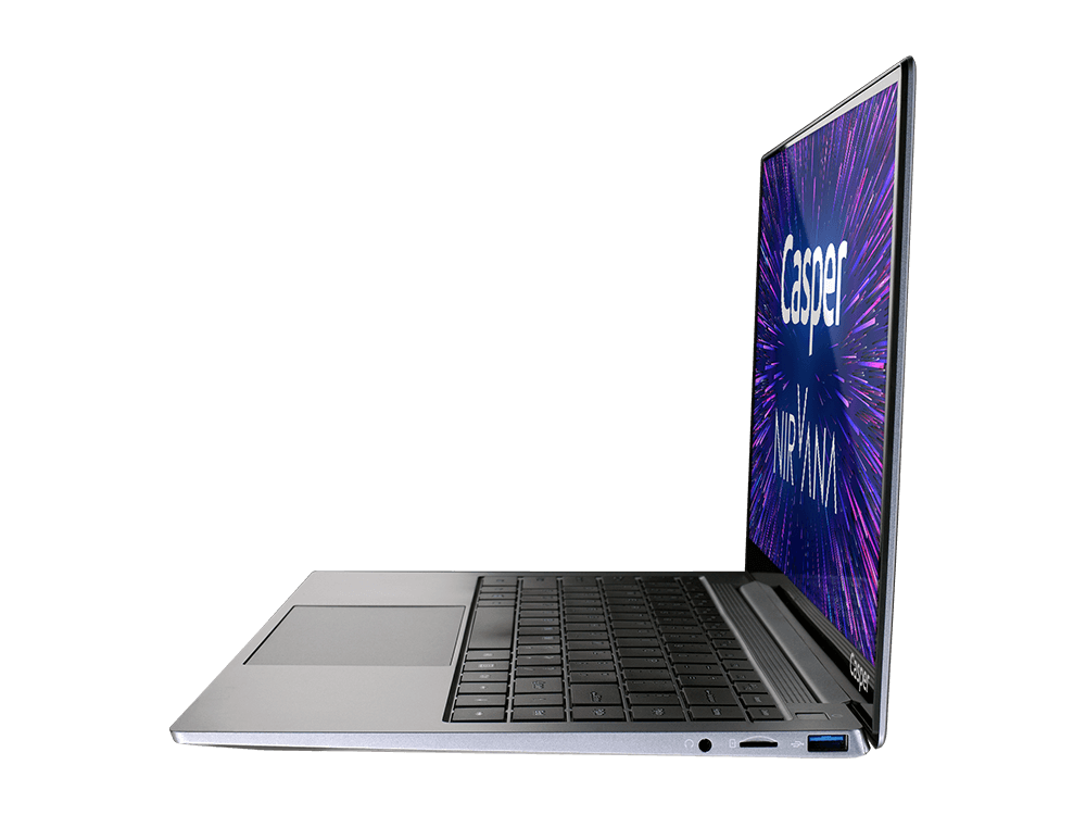 Casper Nirvana C400.5005-4C00E Intel Core i3-5005U / 4 GB Ram / 128GB M2 SSD / Windows 10 / 14 inc
