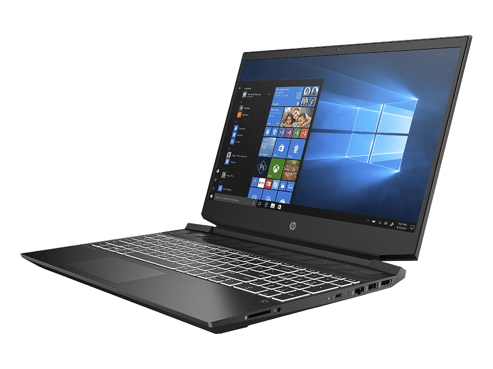 HP Pavilion Gaming 15-ec0012nt 8EY98EA Ryzen 5 3550H 8GB RAM 256GB SSD 4GB GTX1650 15.6 W10