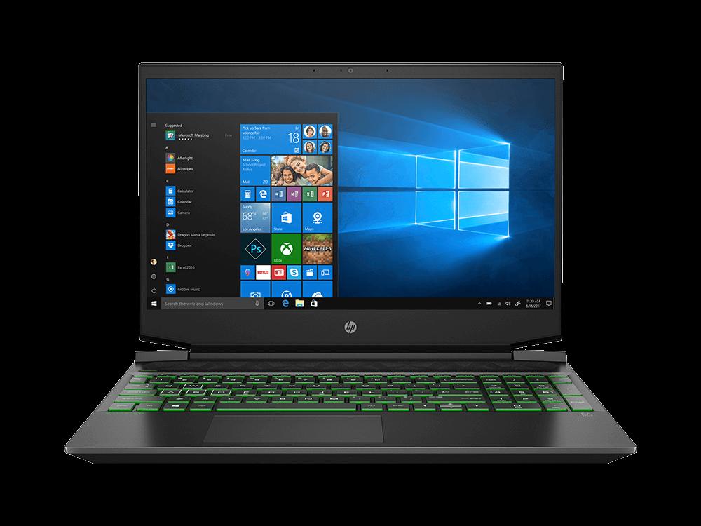 HP Pavilion Gaming 15-ec0015nt (8FF83EA) / AMD Ryzen 5 3550H / 16GB Ram / 512GB SSD / W10 / 15.6 inç FHD / GeForce GTX 1650 4GB