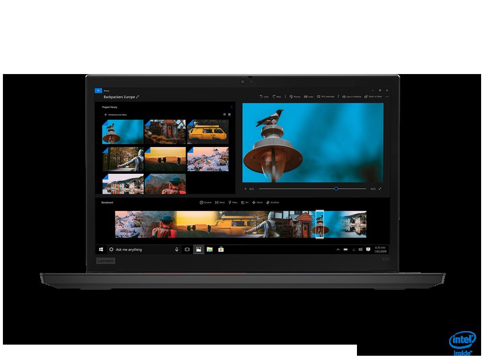 Lenovo E15 ThinkPad 20RD0067TX Intel Core i5 10210U 8GB 1TB HDD FreeDos 15.6 inç FHD