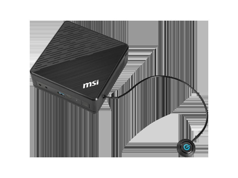 MSI CUBI 5 10M-033EU Mini Bilgisayar Windows 10 Home Intel Core i3 10110U 8GB 256GB SSD