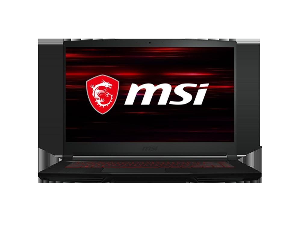 MSI GF63 Thin 10SC-004TR i7-10750H 16GB 512GB SSD 4GB GTX 1650 W10 15.6 inç FHD