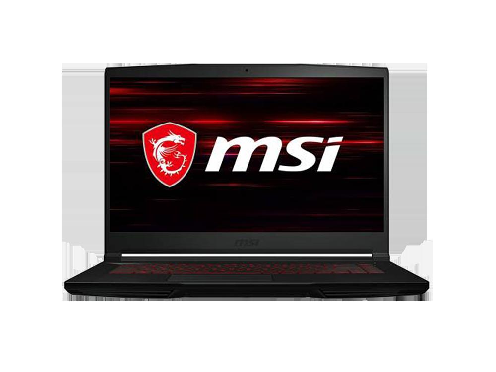 MSI GF63 Thin 10SC-260XTR I5-10500H 8GB RAM 256GB SSD GTX1650 15.6 inç FHD DOS