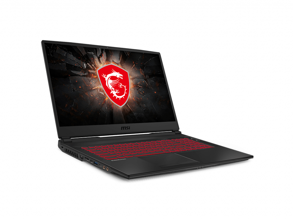 MSI GL75 Leopard 10SDR-286XTR Laptop i7-10750H 16 GB 512GB SSD GeForce GTX 1660Ti 17.3 inç FHD FreeDOS