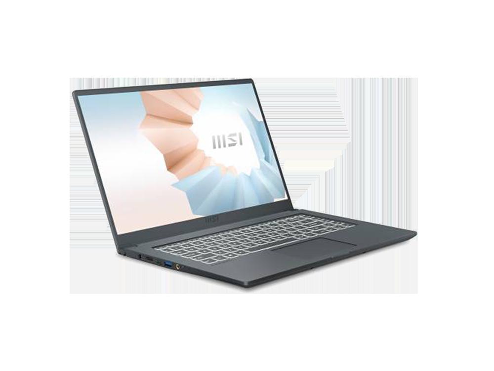 MSI Modern 15 A10M-614XTR i5-10210U 8GB RAM 256GB SSD 15.6 inç FHD