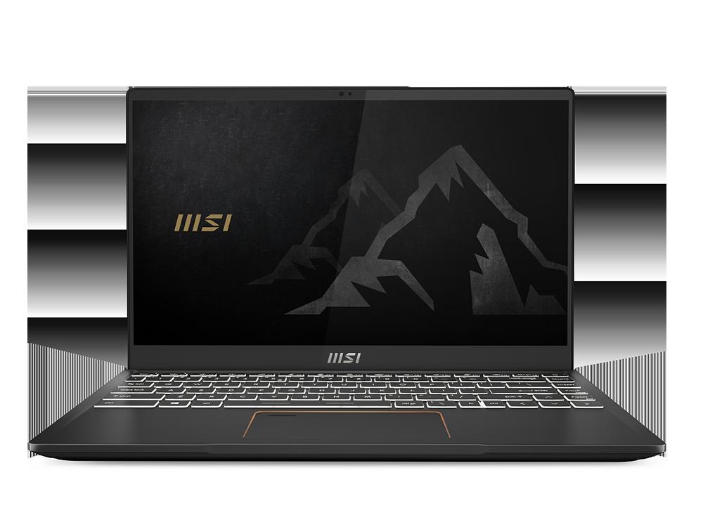 MSI Summit E14 A11SCST-223TR Intel Core i7 1185G7 16GB 1TB SSD GTX 1650Ti Windows 10 Pro 14 inç FHD Dokunmatik