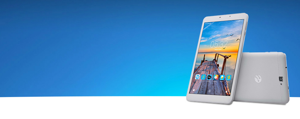 4.5G Uyumlu Turkcell T Tablet - 4.5G dünyasına Turkcell T Tablet ile hızlı geçiş yapın!
