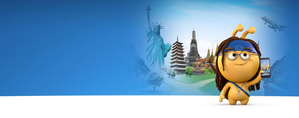 Avantaj Yurt Dışı Paketi - Hazır Kart'lılara özel yurt dışında 76 ülkede geçerli 500dk 1.000 SMS 2 GB sadece 75 TL!
