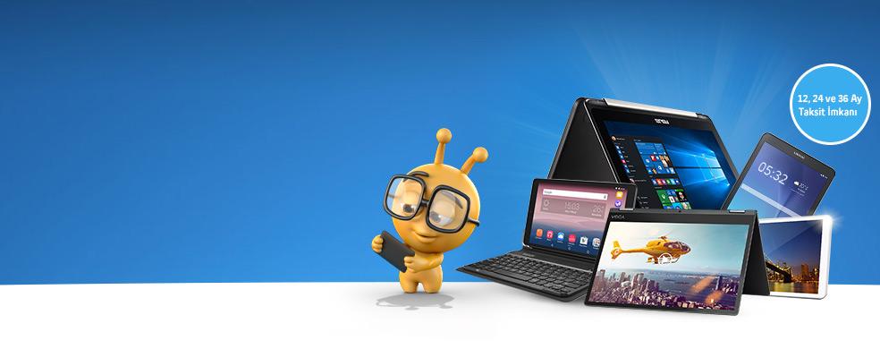 En Yeni Bilgisayar ve Tabletlerin Buluşma Noktası Turkcell!