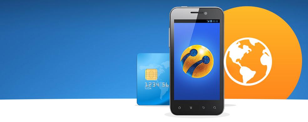 İnternet Paketi. Kredi kartınızı kullanarak cep telefonunuza internet paketi alabilirsiniz.