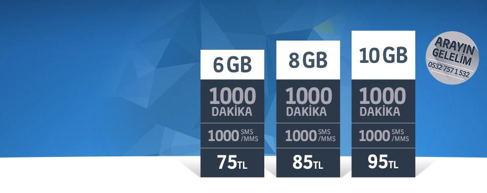 Dünya Kadar İnternet  Turkcell Platinum'da -