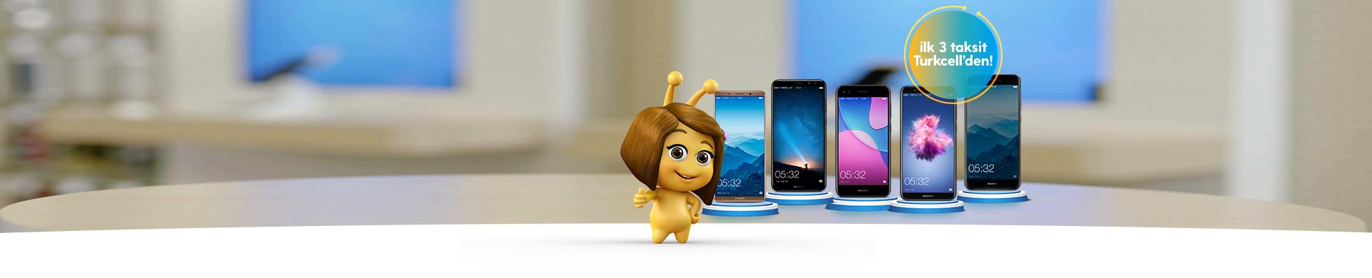 Bunlar Bulabileceğin En Güzel Huawei'ler